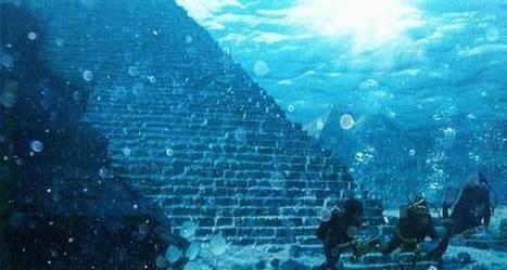 Underwater Pyramid Found Near Portugal | Blue world news | Scoop.it