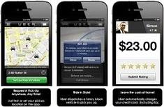 Uber, l'appli qui fait trembler les taxis, valorisée 3,4 milliards de dollars   startup & entrepreneurship   Scoop.it