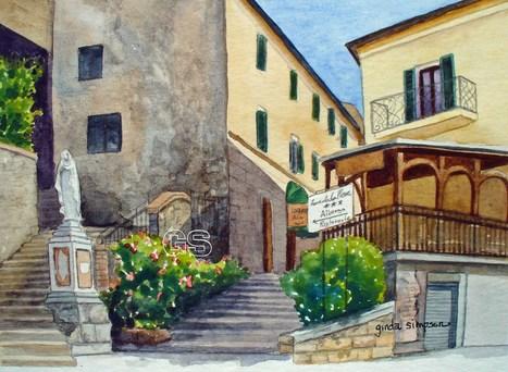 Locanda La Pieve - Life is slow and gentle here | Locanda la Pieve | Scoop.it
