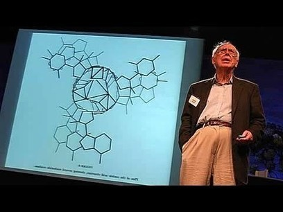 How I discovered DNA - James Watson | ScienceStuff | Scoop.it