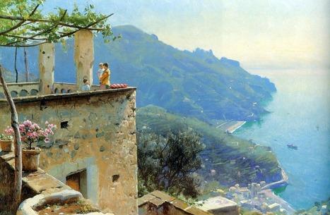 Het mooiste stukje kust van Europa: Amalfi   Italie met Dolcevia   Campania   Scoop.it