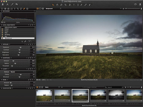 Capture One Pro 7 RAW Conversion Tutorial - ePHOTOzine (press release) | Capture One Post Processing | Scoop.it