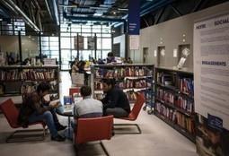 Bibliothèque pour tous, précaires et exclus compris   biblio Mart   Scoop.it