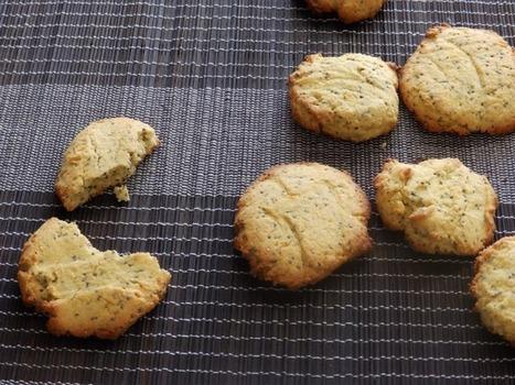 Recette de cuisine Biscuit au citron et graines de pavot | Nos recettes du monde | Recettes de Cuisine du Monde | Scoop.it
