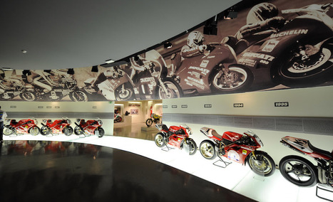 Ducati Museum awarded TripAdvisor Certificate of Excellence 2015 | Motorcycle Industry News | Scoop.it