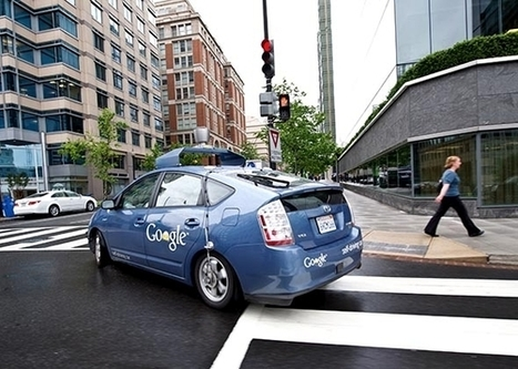 Emerging Technologies Blog: Californians are OK with Google self-driving cars and are ready to ban non-self-driving cars | Better Mobility, Living, Logistics, Infrastructure | Scoop.it