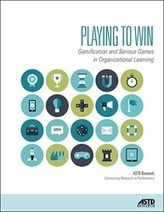 ASTD Research: Gamification and Serious Games Spark Interest among ... - Virtual-Strategy Magazine (press release)   Games   Scoop.it