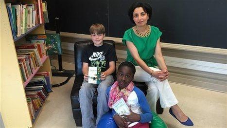 Club de lecture innovateur dans une école de Sudbury | Bibliothèque et Techno | Scoop.it