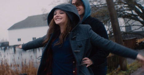 Exclusive 'If I Stay' Trailer Puts Chloe Moretz In Limbo | MTV.com | Amazing Book Trailers | Scoop.it