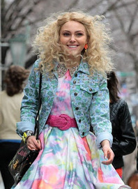 AnnaSophia Robb Fashion on The Carrie Diaries Set | Fashion and Style | Scoop.it