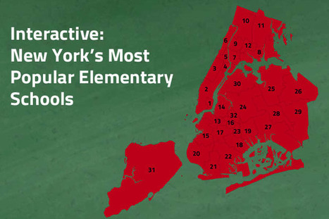 MAP: These Are the Most Popular Elementary Schools in New York City - Upper West Side - DNAinfo.com New York   MyCoopNYC   Scoop.it