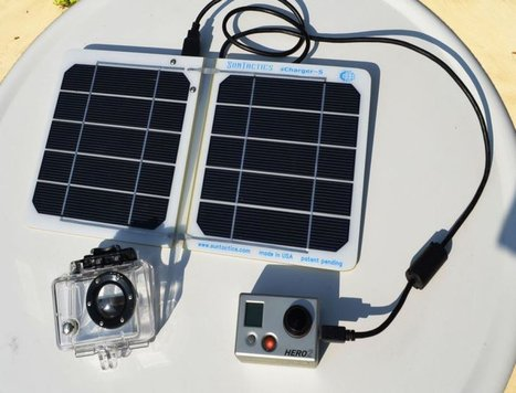 Affordable Solar Phone Charger To Complete All Needs | Solar Power | Scoop.it