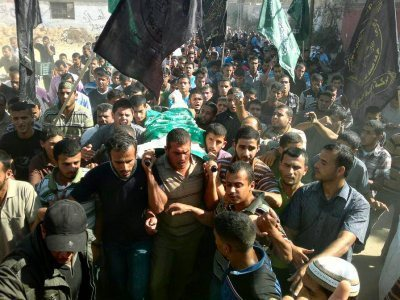 PHOTOS | #GazaUnderAttack | Oct 28, 2012 | Israel assassinated 22 year old Resistance Fighter Suleiman Al-Qarra | Gaza Under Attack | Scoop.it