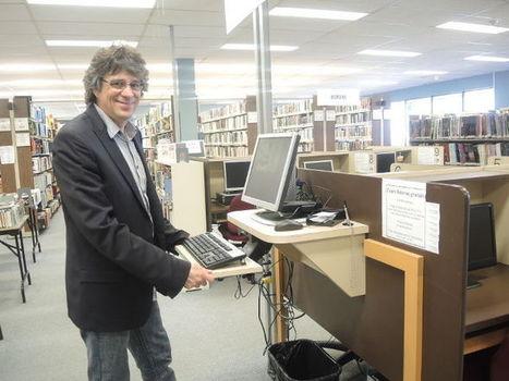 La bibliothèque de Saint-Bruno prend le virage numérique 0 - Journal de St-Bruno | Prêt du livre numérique dans la bibliothèque publique | Scoop.it