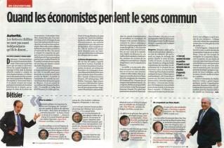 Economistes : vendus et incohérents ? | Nouveaux paradigmes | Scoop.it