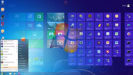 Windows 8 face à Windows 7 : quelles performances ? | Education & Numérique | Scoop.it