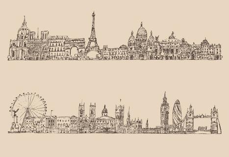 #Infographie : Paris ou Londres pour les start-ups ? | Les entrepreneurs français à Londres | Scoop.it