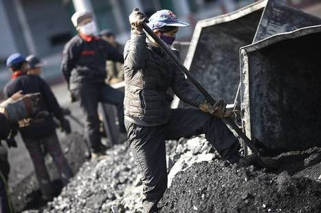 Coal Price Politics, China Edition - Nathaniel Taplin, WSJ  | Shahriyar Gourgi | Scoop.it