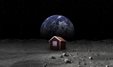 Swedish Artist Wants to Put a Sculpture on the Moon   Internet   Scoop.it