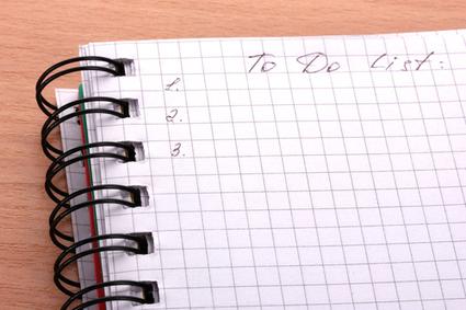 7 raisons de préférer la todolist sur papier | Actus décalés | Scoop.it