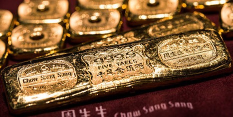 Gold Finds Its Place Amid Shifting Global Risks | MAG Market Intelligence | Scoop.it