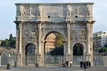 Triumphal Arch   Roman Technology   Scoop.it