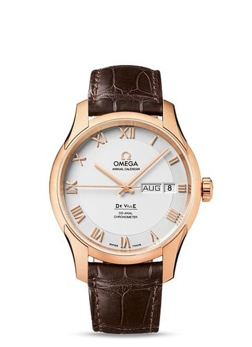 Omega De Ville Annual Kalender Uhr [431.53.41.22.02.001] | buy cheap replica watches | Scoop.it