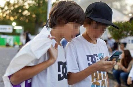 Miopía infantil: ojo con los 'smartphones' | Salud Visual 2.0 | Scoop.it