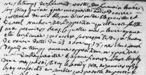 Destin d'une fille-mère au 18ème siècle   Infos généalogiques   Scoop.it