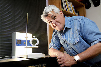 Jay Leno's 3D Printer Replaces Rusty Old Parts | Top CAD Experts updates | Scoop.it