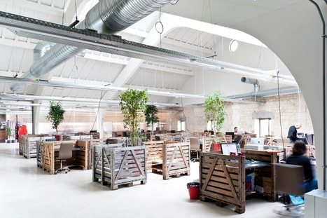 Les Tiers-Lieux : Des espaces de proximité pour créer et produire «en communs» | espace coworking de LOCHES | Scoop.it
