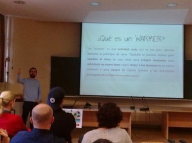 Colección de 6 WARMERS para activar una clase de ELE | Todoele - Enseñanza y aprendizaje del español | Scoop.it