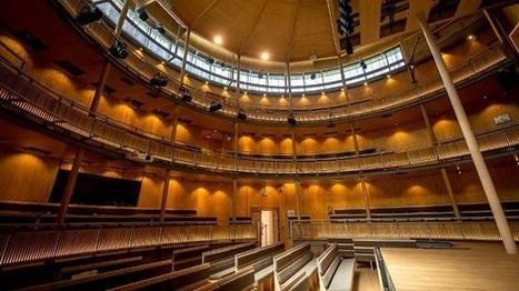 Le premier théâtre élisabéthain de France a ouvert dans le Pas-de-Calais | CULTURE, HUMANITÉS ET INNOVATION | Scoop.it