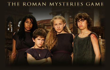 BBC - CBBC - Roman Mysteries - Game | Mundo Clásico | Scoop.it