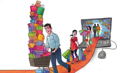 Online Shopping – Gaining Foothold in Indian Marketplace | Coupons-CouponsGrid.com | Scoop.it