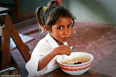 School meals boost education, communities and economies | Heal the world | Scoop.it
