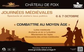 Ariège Midi-Pyrénées : les journées médiévales au château de Foix   Revue de Web par ClC   Scoop.it