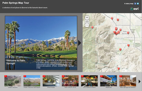 Make a Map Tour Story Map | GTAV Technology and cartography in Geography | Scoop.it