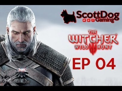 The Witcher 3 Lets Play Ep 04 What The Griffin ScottDogGaming HD | Scottdoggaming | Scoop.it