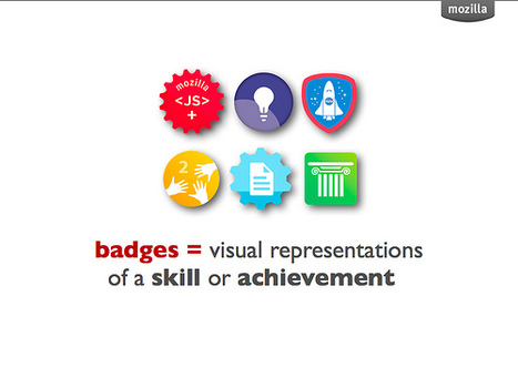 Oscelot > OpenBadges Building Block | e-Assessment in Further and Higher Education | Scoop.it