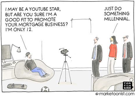 influencer marketing and ROI | Marketing Tom Fishburne | Digital Brand Marketing | Scoop.it