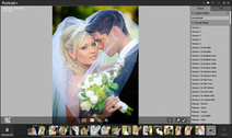 How to edit wedding photos with portrait retouching software  | retuching portrait | Scoop.it