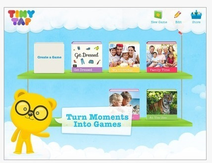 Mr P's ICT blog: Apps to turn your class into iPad game developers! | Tablets in de klas | Scoop.it