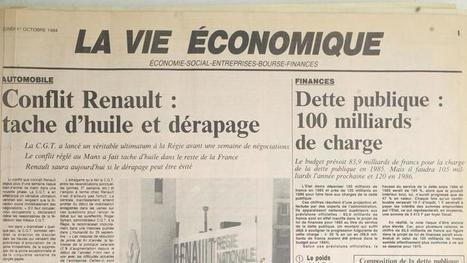Le Figaro économie, 30 ans d'adaptations et de bonheur économique partagé   DocPresseESJ   Scoop.it