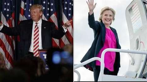 Different Polls Tell Different Stories for Clinton, Trump | United States Politics | Scoop.it