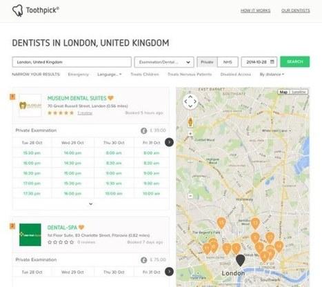 Top 20 UK Digital Health Startups to Watch | Buzz e-sante | Scoop.it