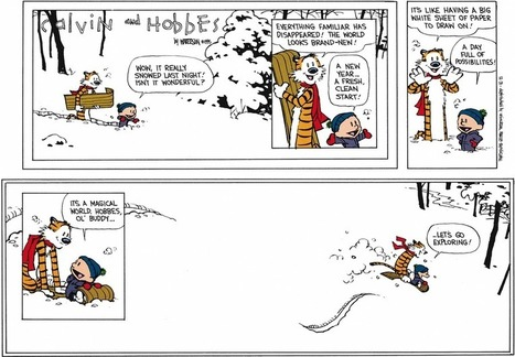 Bill Watterson Offers Some Thoughts on the Real World | Entrepreneurship | Scoop.it
