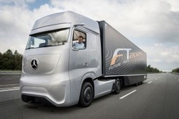 Zelfrijdende truck Daimler mag openbare weg op | Horticulture Supply Chain | Scoop.it