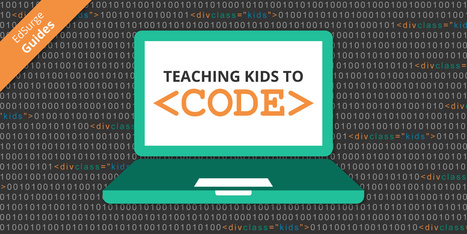 Give Your Kids a Most Excellent Summer Coding Adventure (EdSurge Guides)   Edtech PK-12   Scoop.it