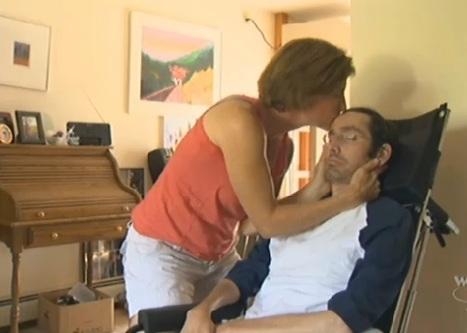 One woman's push to raise awareness of ALS | #ALS AWARENESS #LouGehrigsDisease #PARKINSONS | Scoop.it